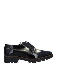 Обувь на шнурках ELE Noir