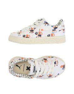 Низкие кеды и кроссовки Puma x Tiny Cottons