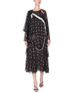 Платье длиной 3/4 Giacobino