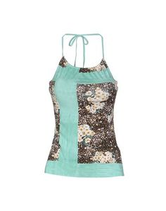 Топ без рукавов Blugirl Blumarine Beachwear