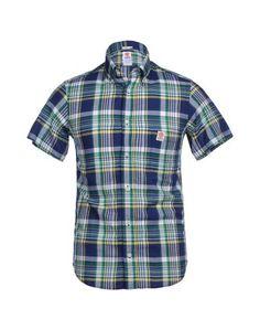 Рубашка с короткими рукавами Franklin & Marshall