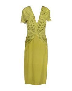 Платье до колена Cushnie et Ochs