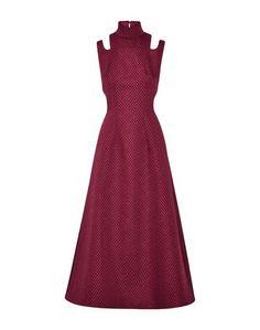 Длинное платье Emilia Wickstead