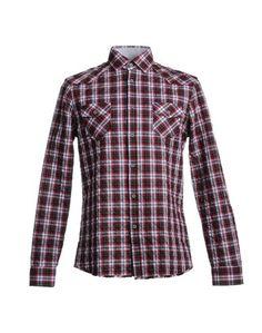 Рубашка с длинными рукавами Paolo Pecora