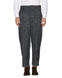Повседневные брюки Yohji Yamamoto Pour Homme
