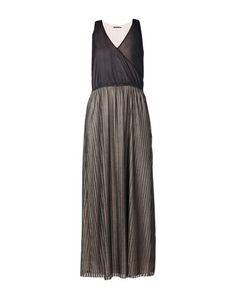 Длинное платье Giorgia & Johns