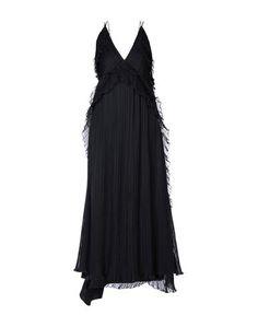 Длинное платье Michael Lo Sordo