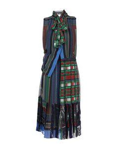 Платье длиной 3/4 Sacai