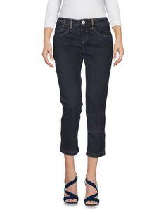 Джинсовые брюки-капри Murphy & NYE