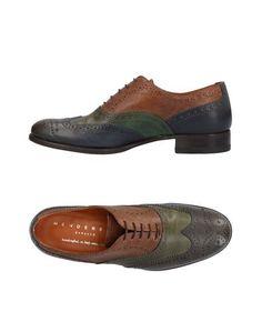 Обувь на шнурках Henderson