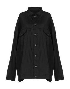 Джинсовая верхняя одежда Yohji Yamamoto