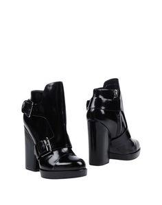 Полусапоги и высокие ботинки Dkny