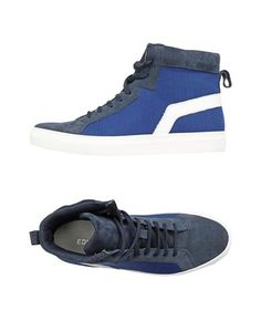 Высокие кеды и кроссовки Edwa