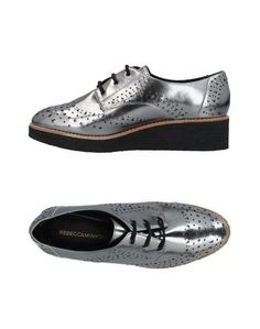 Обувь на шнурках Rebecca Minkoff