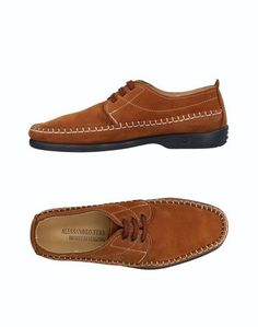 Обувь на шнурках Alessandro Ferrari