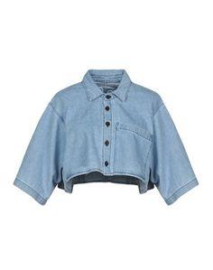Джинсовая рубашка 69