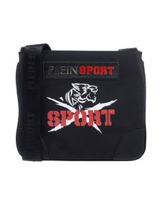 acdfcfb7afab Купить мужские кожаные сумки Plein Sport в интернет-магазине Lookbuck