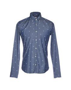 Джинсовая рубашка GMF 965