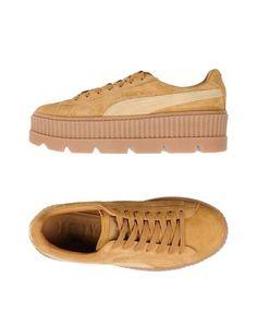 Низкие кеды и кроссовки Fenty Puma by Rihanna