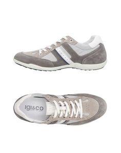 Низкие кеды и кроссовки Igi&Co