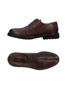 Обувь на шнурках Ocland