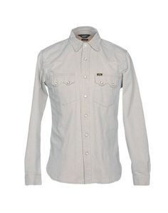 Джинсовая рубашка LEE 101
