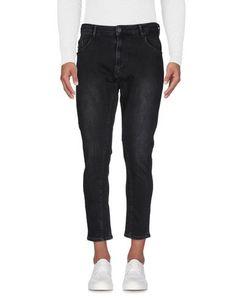 Джинсовые брюки P.Grax