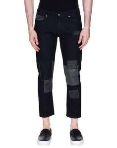 Джинсовые брюки-капри Paolo Pecora