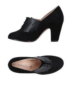 Обувь на шнурках JIL Rocco