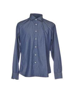 Джинсовая рубашка Montaliani
