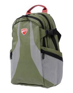 Рюкзаки и сумки на пояс Ducati