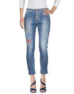 Джинсовые брюки Luxury Blue
