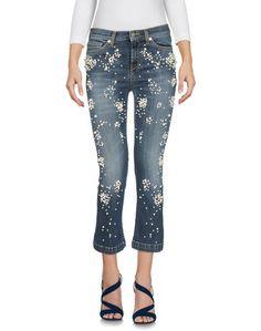 Джинсовые брюки-капри Nora Barth