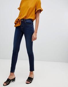 Зауженные джинсы Vila - Синий