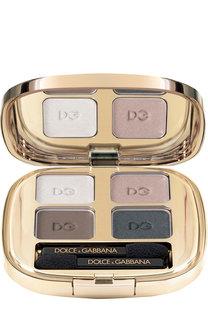 Тени для век Quad, оттенок 100 Femme Fatale Dolce & Gabbana