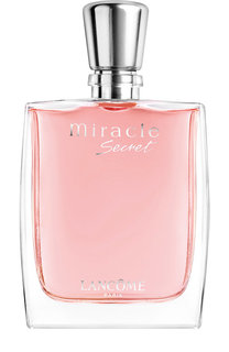 Парфюмерная вода Miracle Secret Lancome