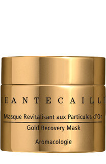 Восстанавливающая маска для лица с частицами золота Gold Recovery Mask Chantecaille