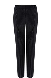 Укороченные брюки в полоску BOSS
