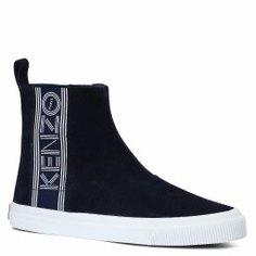 Ботинки KENZO SN133 темно-синий
