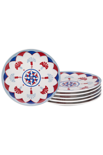 Десертная тарелка Стамбул 6 шт Biona
