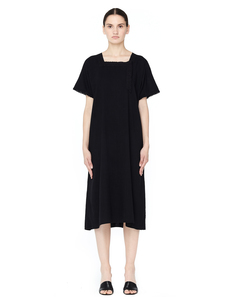 Платье с квадратным вырезом Blackyoto