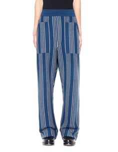 Трикотажные полосатые брюки Haider Ackermann