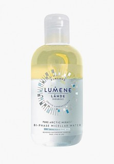 Мицеллярная вода Lumene