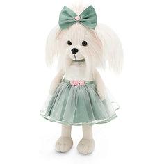 "Мягкая игрушка Orange ""Lucky Doggy"" Собака Mimi: Розовый бутон, 25 см"