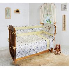 """Комплект постельного белья из 6 предметов Soni Kids """"Сладкие мечты"""""""
