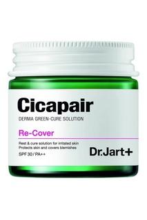 Восстанавливающий СС крем Антистресс корректирующий цвет лица Cicapair, 50 ml Dr.Jart+
