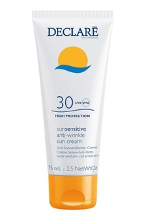 Anti-Wrinkle Sun Cream Солнцезащитный крем SPF 30 с омолаживающим действием, 75ml Declare