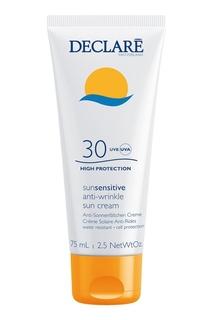 Anti-Wrinkle Sun Cream Солнцезащитный крем SPF 50+ с омолаживающим действием, 75ml Declare
