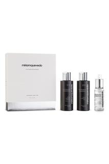 Набор-люкс для ультра объема и блеска Platinum & Diamonds Global Rejuvenation Set Miriamquevedo