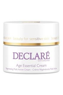 Age Essential Cream Регенерирующий крем для лица комплексного действия, 50 ml Declare